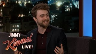 Download Daniel Radcliffe Has Never Been Trick-or-Treating Video