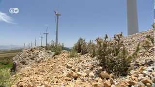 Download Wind-fueled energy in Morocco | Global Ideas Video