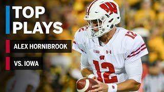 Download Top Plays: Alex Hornibrook vs. Iowa Hawkeyes   Wisconsin   Big Ten Football Video