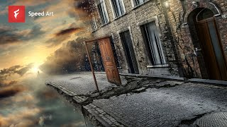 Download Life's Path - Adobe Photoshop CC Time lapse Video