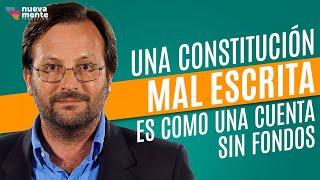Download Víctor Manuel Avilés: Una Constitución mal escrita... es una cuenta sin fondos Video