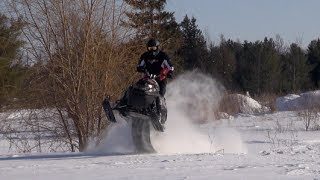 Download Skidoo REV RKTek 827 Big bore part 2, install and test ride! PowerModz! Video