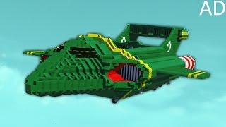 Download COOLEST SHIP CREATION EVER!? (Scrap Mechanic Workshop) Video