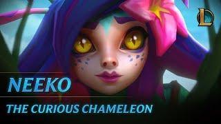 Download Neeko: The Curious Chameleon | Champion Trailer - League of Legends Video