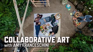 Download Collaborative Art with Amy Franceschini | KQED Arts Video