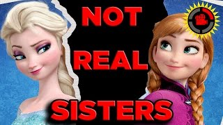 Download Film Theory: Disney's FROZEN - Anna and Elsa Are NOT SISTERS?! Video