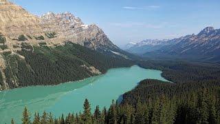 Download Canadian Rockies in 4K (Ultra HD) Video