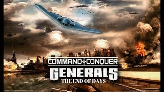 Download C&C: Generals Zero Hour | Last updated 2018 The End Of Days Video