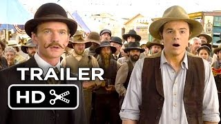 Download A Million Ways To Die In The West Official Trailer #1 (2014) - Seth MacFarlane Movie HD Video