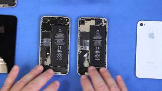 Download Inside the iPhone 4 & 4s Video