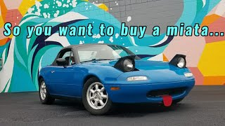 Download 5 things to look out for when buying a used Mazda Miata Video