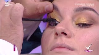 Download Make up futuristico - Detto Fatto 20/09/2017 Video