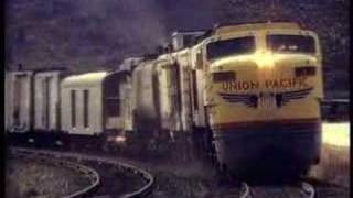 Download Union Pacific Turbines of the Wasatch Video