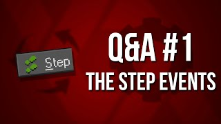 Download Game Maker Studio: The Step Events explained. [Q&A #1] Video