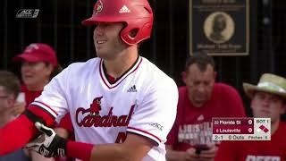 Download 2019 NCAA Baseball #22 Florida State @ #8 Louisville 5 17 2019 Video