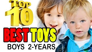 Download TOP 10 BEST TOYS FOR 2-YEAR-OLD BOYS Educational great FUN toy ideas | Beau's Toy Farm Video