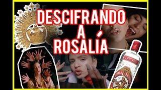Download EL MEJOR ANALISIS DE ″PIENSO EN TU MIRÁ″ DE ROSALÍA Video