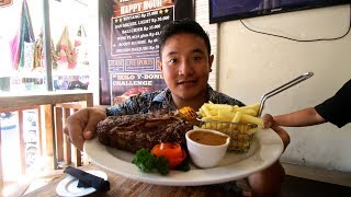 Download 1KG Steak Challenge in BALI Video