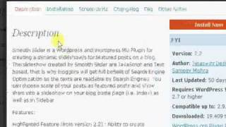 Download #203 (Part 1) - Managing wordpress Plugins Video
