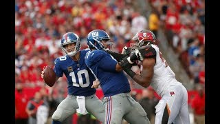 Download Eli Manning's 20 Touchdown's From 2017 Video