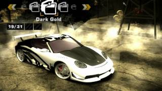 Download NFS Most Wanted Tuning Porsche Cayman S [HD] Video