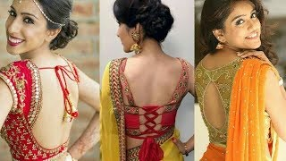 Download most beautifull blouse designs(must watch)/saree blouse designs 2018/latest blousse designs Video