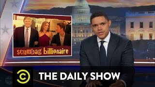 Download The Daily Show - Fallout from Donald Trump's P***ygate Scandal Video