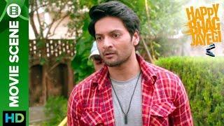 Download Ali Fazal refuses to visit Lahore | Happy Bhag Jayegi | Movie Scene Video