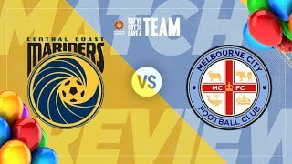 Download Central Coast Mariners vs Melbourne City | Live HD Video