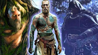 Download God of War 4 Mimir True Identity Revealed (PS4 2018) Video