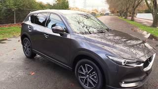 Download Brand New 2017 Mazda CX-5 Limited 2.2 Diesel Presentation - Blackwells Mazda Video