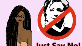 Download The Shocking Reasons Why This Black Woman Refused To Support Hillary Clinton Video