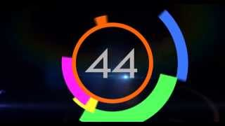 60 seconds Countdown ( v 249 ) circle Timer with Sound Effects and