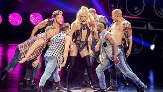 Download Britney Spears - Change Your Mind, MATM & Gimme More (Live In Asia) Video
