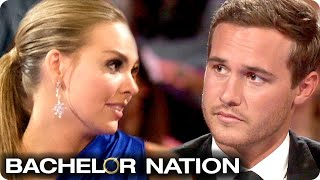 Download Peter's Emotional Reunion With Hannah | The Bachelorette US Video