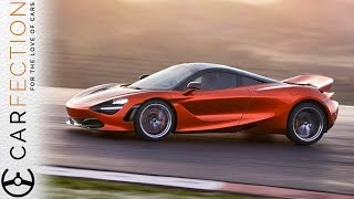 Download McLaren 720S: New Weapon In The Supercar Arms Race - Carfection Video