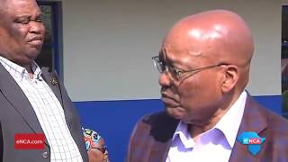 Download I am very happy: Jacob Zuma Video