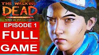 Download THE WALKING DEAD Season 3 EPISODE 1 Gameplay Walkthrough Part 1 A NEW FRONTIER FULL GAME [1080p HD] Video