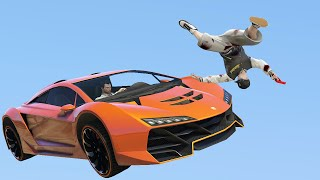 Download RUNNERS vs. SUPERCARS! (GTA 5 Funny Moments) Video