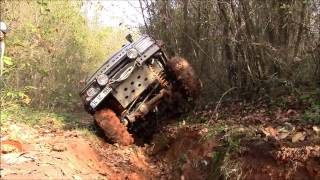 Download 5x Land Rover Discovery TD5 **Extreme Offroad Trip 2016/1 Şile** Video