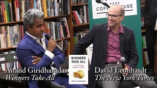 Download Anand Giridharadas, ″Winners Take All″ Video
