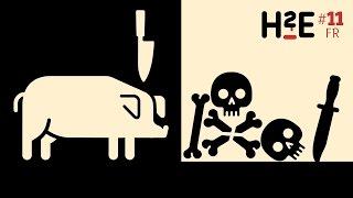 Download H2E#11 : Porcs blancs et coupe-papier Video