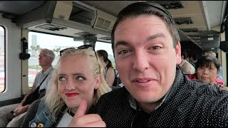Download Our First Time at the Kennedy Space Center Visitor Complex | Bus Tour, Atlantis Exhibit, & Rockets! Video