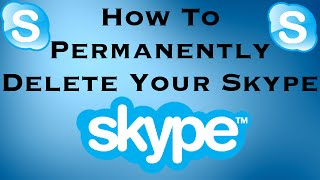 Download How to Permanently Delete your Skype Account 2017 Video