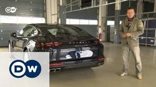 Download Sportliche Limousine: Porsche Panamera   Motor mobil Video