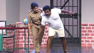 Download #ThakarppanComedy I A police station bride seeing!!! I Mazhavil Manorama Video