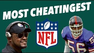 Download EVERY NFL TEAM'S MOST CHEATINGEST MOMENT - Biggest NFL Cheats Video