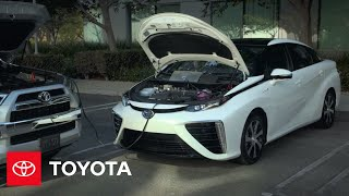 Download The Toyota Mirai l Jump Starting Tutorial | Toyota Video