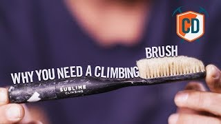 Download Why You Need A Climbing Brush And Why This One | Climbing Daily Ep.1233 Video