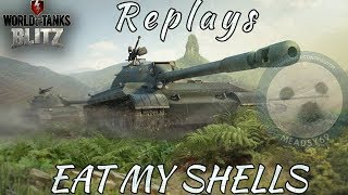 Download WoT blitz: Eat my shells Replays. Video